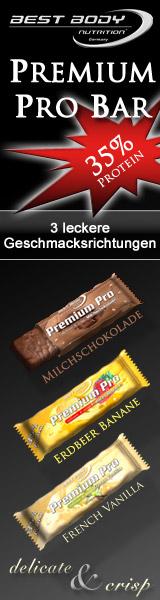 Best Body Nutrition - Premium Pro Bar